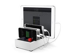 TOPCOM AudioSonic PB-1726 Power station 4,5 A, nabíjecí stanice pro až 4 mobilní zařízení nebo tablety