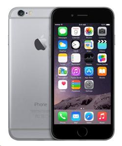 iPhone 6 16GB Vesmírně šedý