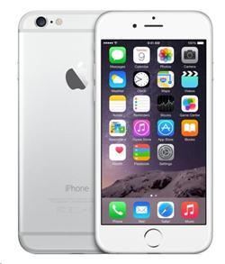 iPhone 6 64GB Stříbrný