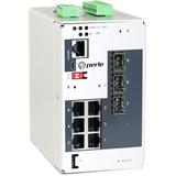 PERLE IDS-409-3SFP-XT Industrial Managed Switch