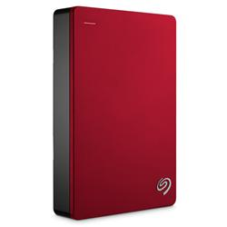 "Seagate Backup Plus Portable 2,5"" - 4TB/USB 3.0/Red"